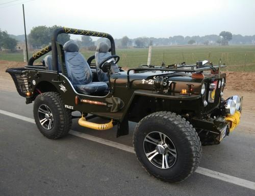 Hunter Jeep New Model Price
