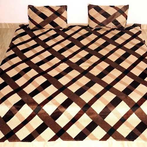 Flannel Bed Sheets Set
