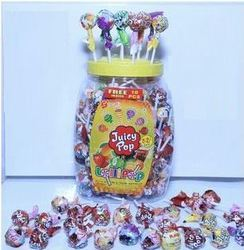 Bunch Wrap Lollipop