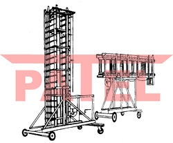 Oem Material Handling Equipment Scaffolding Manufacturer