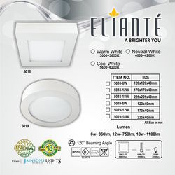 LED Surface Panel