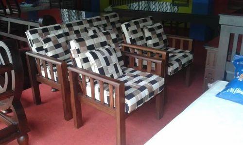 5 Seater Sofa Set Wood At Rs 22000 Set Palli Chirangara