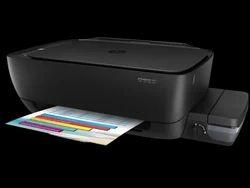 Black Hp Ink Tank Gt 5821 Allinone Printer