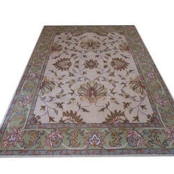 KMC Carpet Printed Fancy Hand Tufted Carpets, for Office
