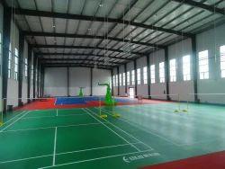 Badminton Court PVC Flooring, Thickness: 6 - 12 Mm