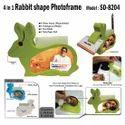 Rabbit Shape Photo Frame SD-8204