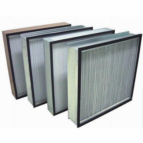 Clean Room Air Filter, Industrial Filters Manufactures Delhi-d.p. ...