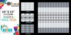 Digital Wall Tiles, Thickness: 8 - 10 mm