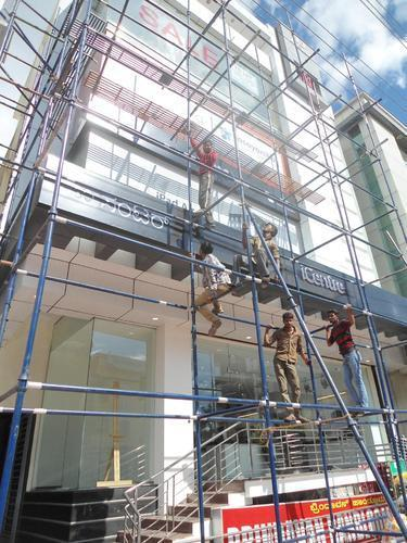 Scaffolding Material and Accessories | Manufacturer from