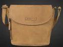 Woodland Unisex Hand Bag Camel