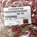 Metallized Polyester Capacitor 0.47/450V