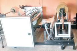 Paper Reel Slitter Machine