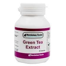 Green Tea Capsules, For Personal, Bottle