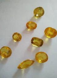 Yellow Sapphire Polished Stone 26.13 cts