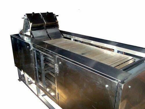 Style Craft Stainless Steel Semi Automatic Chapati Making Machine