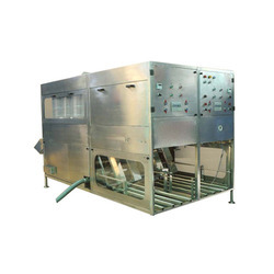 Fully Automatic Jar Rinsing Machine