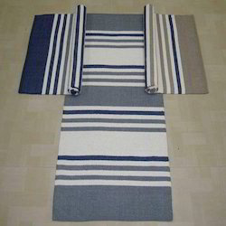 Striped and Cotton Rugs