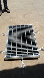 Trench Grating Cover