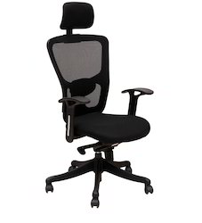 Jazz High Back Mesh Office Chair