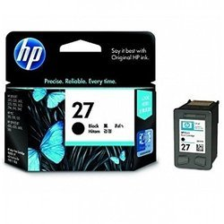 HP 27A Black Ink Cartridges
