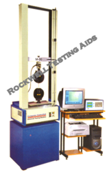 Computer Ball Screw Driven Universal Testing Machine