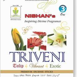 Triveni Incense Sticks