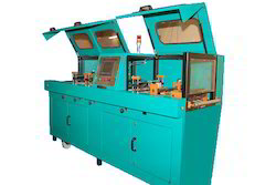 Stainless Steel Bag Rewinding Machine, For Industrial
