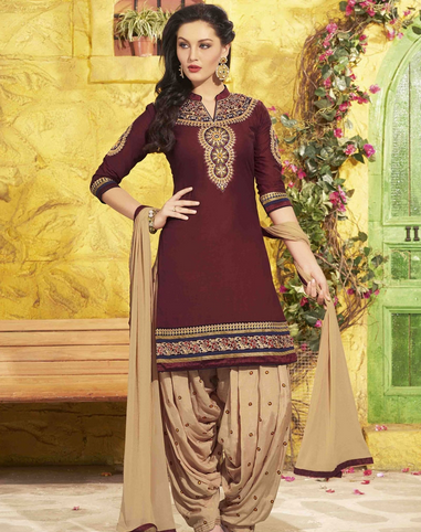 1eb23a127b Patiala Suits - Designer Patiala Suits Wholesale Trader from Jabalpur