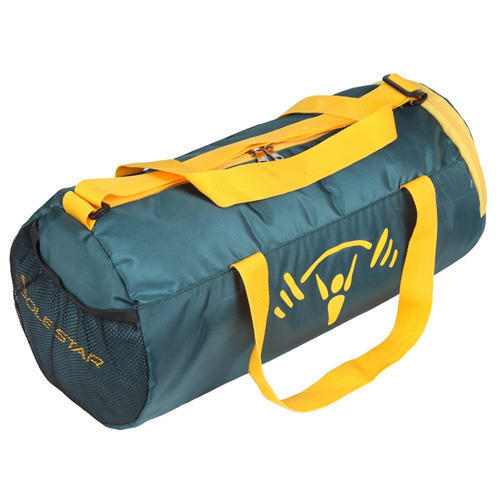Gym Bag Jalandhar: Pole Star Duffel Bags Manufacturer From