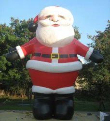 Santa Inflatable