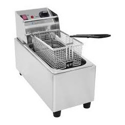 Commercial Deep Fryer at Rs 12500 /unit | Amberpet | Hyderabad | ID ...