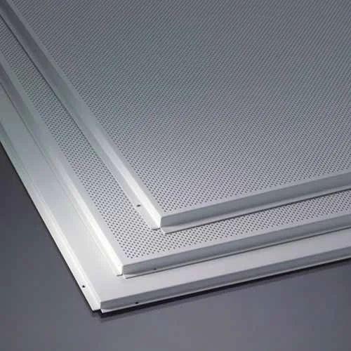 Steel Stainless Steel Hunter Douglas Metal Ceiling Rs