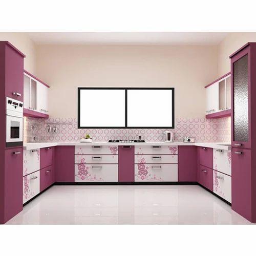 Modular Kitchen Cabinets म ड य लर रस ई क