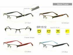 SR1512 Metal Designer Eyewear