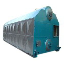 Microtech Boilers Oil & Gas Fired Single Drum Water Tube Boiler, Capacity: 500-1000 kg/hr, For Industrial