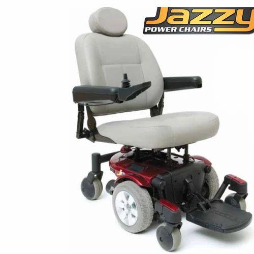 Jazzy Power Wheelchair  sc 1 st  IndiaMART & Jazzy Power Wheelchair at Rs 130000 /piece | Power Wheelchair - Nuk ...