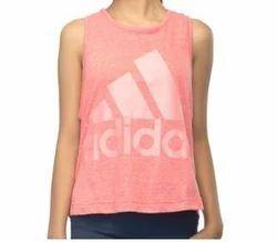 Girls Adidas Yoga Aa Tee