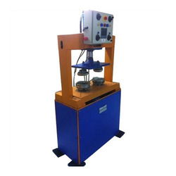 Paper plate making machine at best price in india semi auto hydraulic paper plate making machine reheart Gallery
