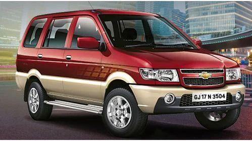 Chevrolet Tavera Car At Rs 795101 Piece Indraprastha Industrial