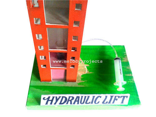 Hydraulic Lift Model at Rs 600 /piece