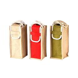 Bottle Jute Bag at Best Price in India