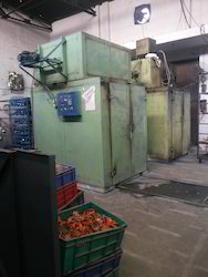 Repairing Of Powder Coating Oven