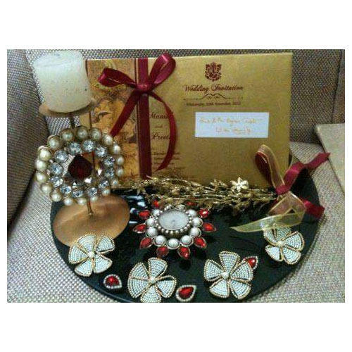 wedding card platter shagun creations in kalkaji extension new