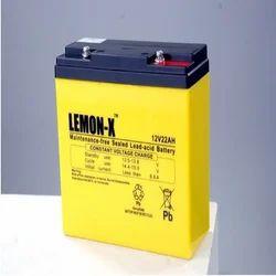 Lemon-X Battery