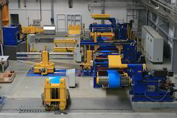 Slitting Line from Faspar, Italy