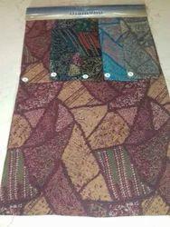 Viscose Spun Rayon Printed Fabric for Dress
