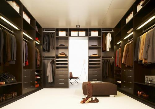 Attrayant Walk In Closet Wardrobe
