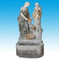 Garden Statue Stone Figures