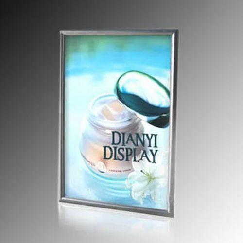 Backlit Clip On Frame at Rs 800 /square feet   Clip On Frame   ID ...