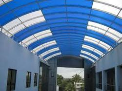 Polycarbonate Roofing Sheet, Roofing And False Ceiling